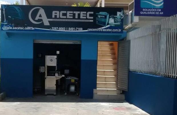 a0fe033a672de Aacetec é um empresa especializada em manutenção de máquinas e equipamentos